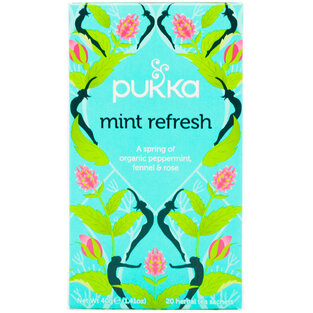 PUKKA BIO Mint Refresh 40g